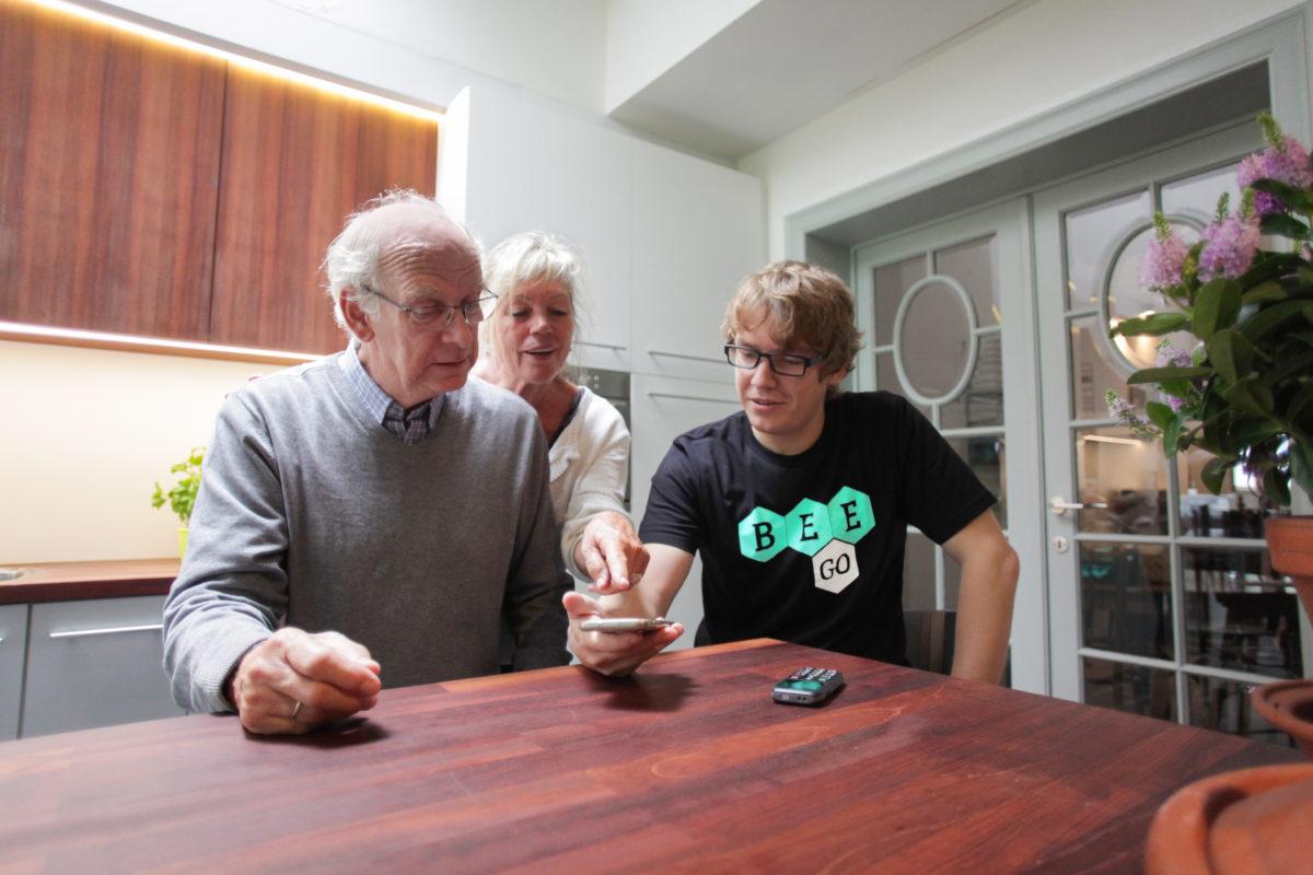 Change soutient Beego pour diminuer la fracture numérique en Belgique