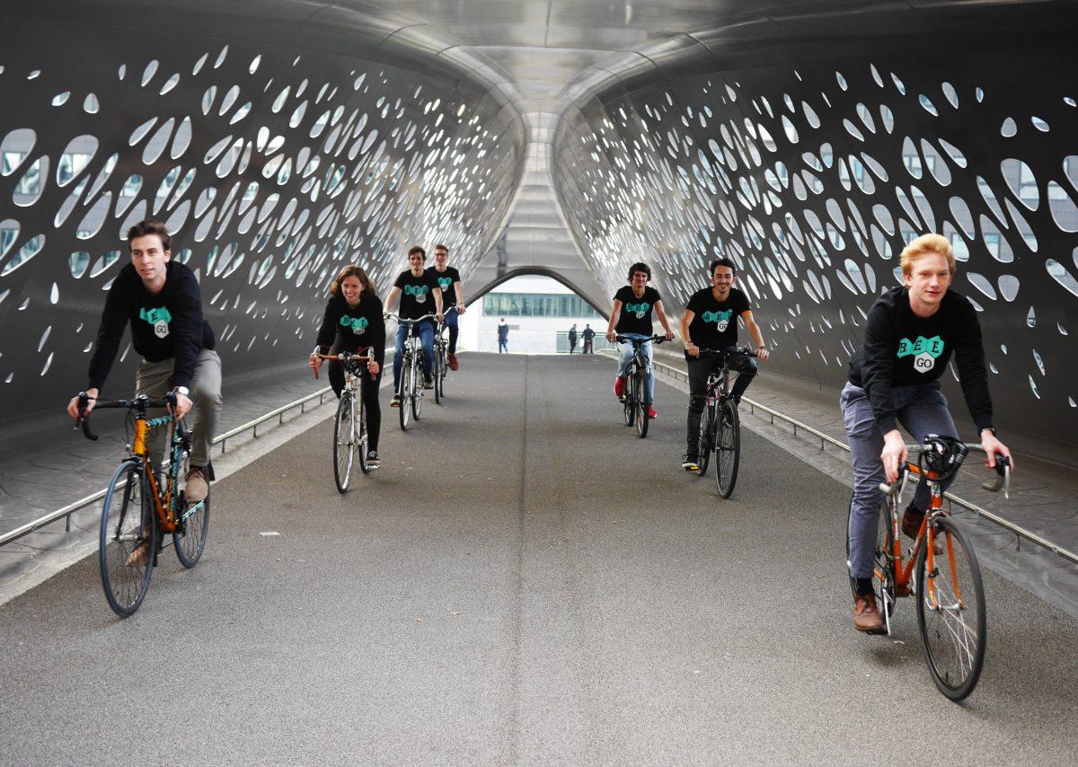 Change ondersteunt Beego om de digitale kloof in België te overbruggen